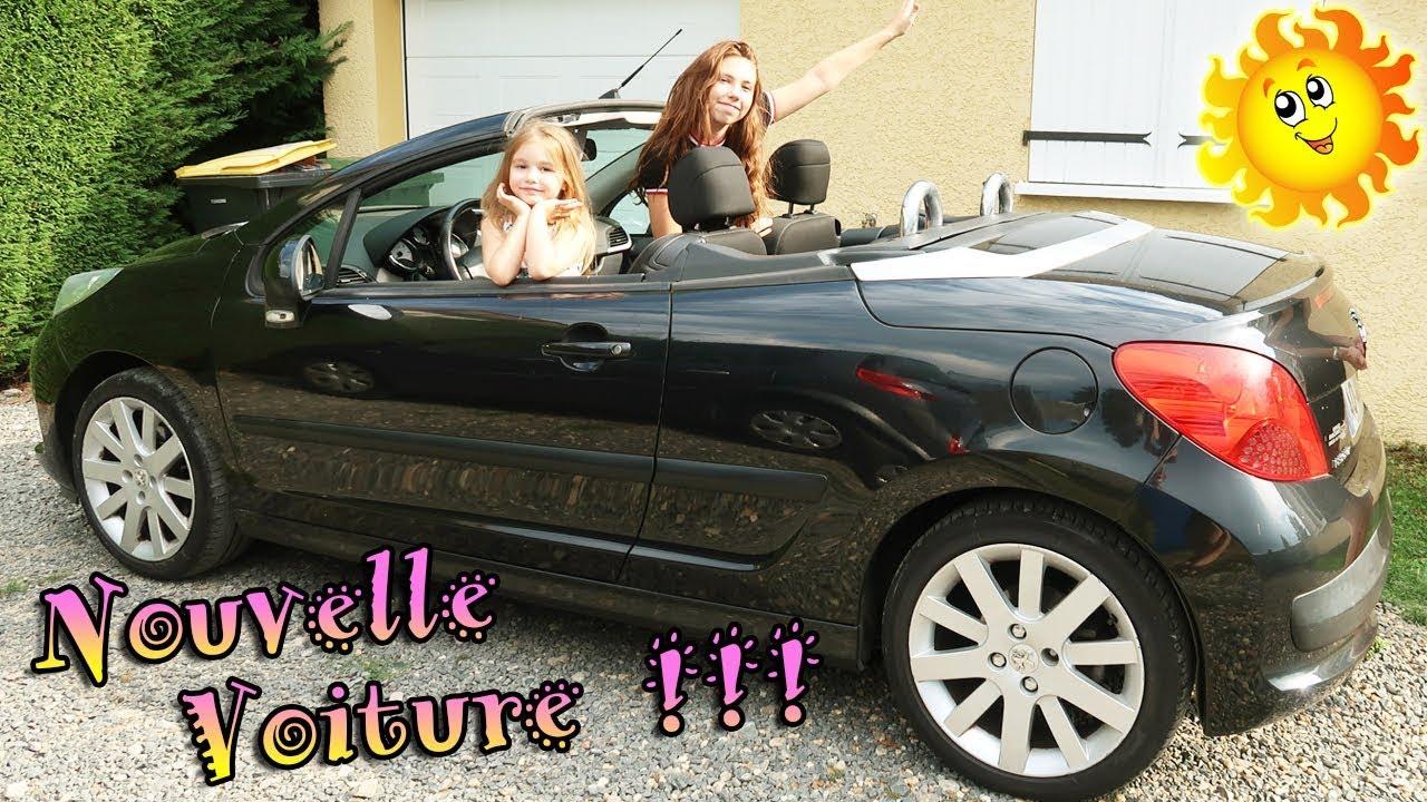 Maman Plaisir Cc Achete Car Voiture Cabriolet Une Se New De 207 BarbieMamounette Fait En m0wNn8