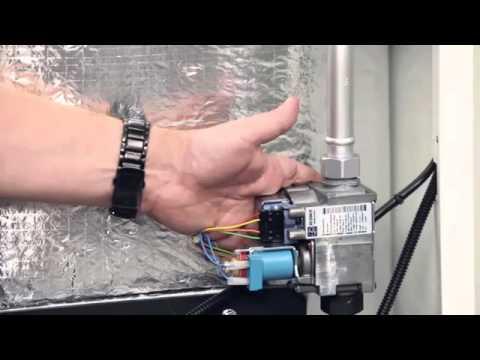 Видео-инструкция по монтажу котла Bosch GAZ 2500F
