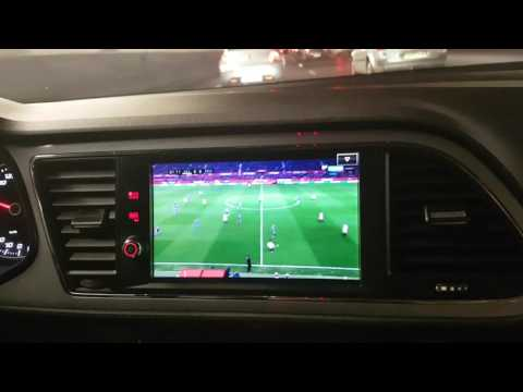 TV en Seat Leon 5F MY14