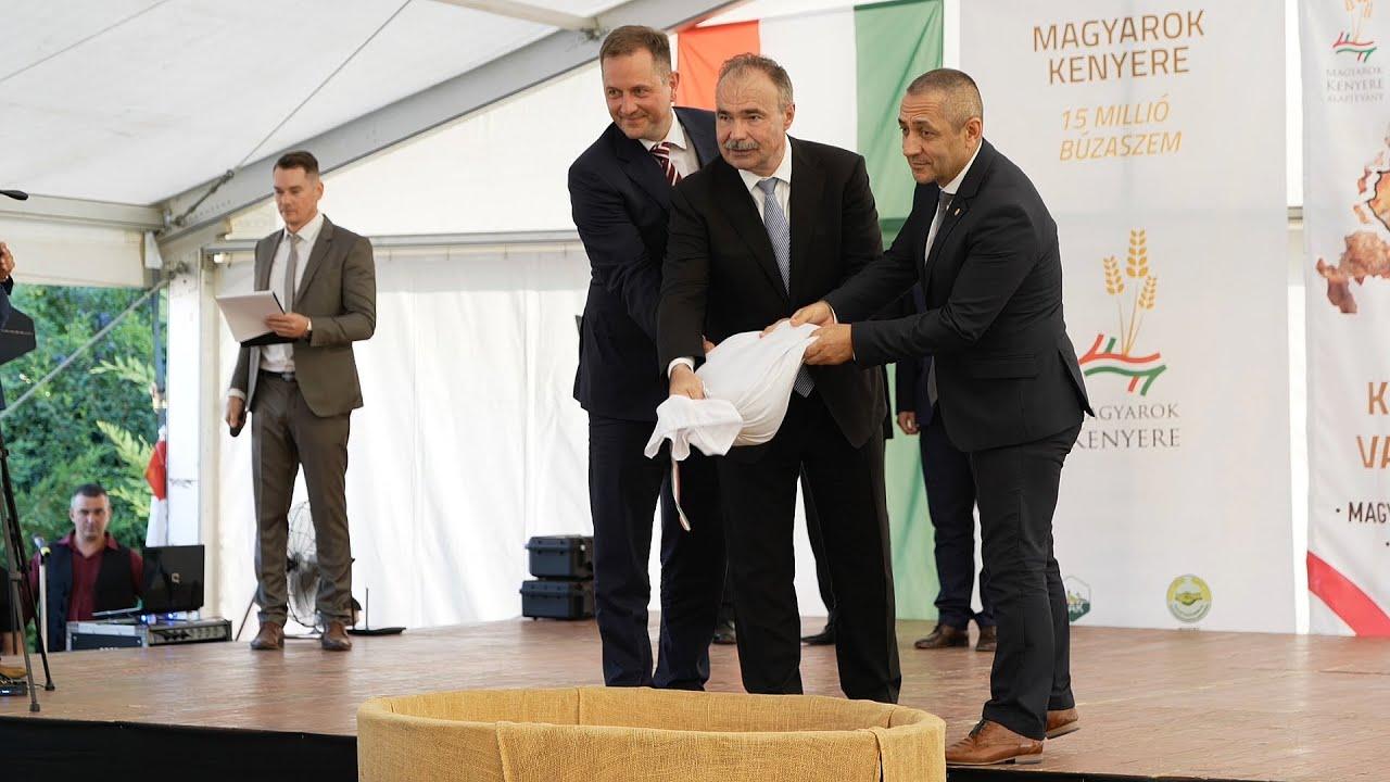 Köszönjük a magyar gazdák helytállását
