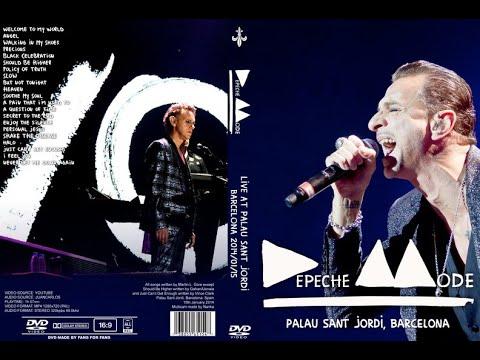 Depeche Mode - Delta Machine Tour FULL SHOW Barcelona 15.01.2014