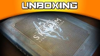 Unboxing The Elder Scrolls V: Skyrim - Legendary Edition [PS3] PT BR