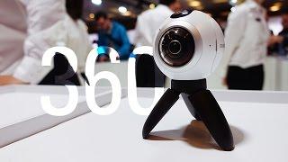 Тестируем Samsung Gear 360