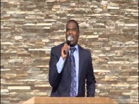 Loammi Diaz – Apostolic Community Convention 2014