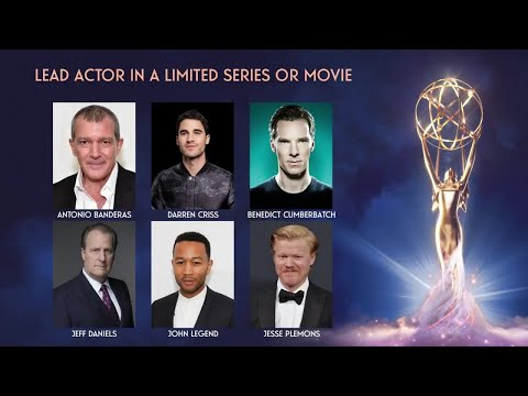 70th Emmy Nominations: Lead Actor In A Limited Series Or Movie