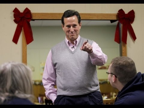 Rick Santorum - Opus Dei Member?
