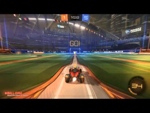 Zack and Parker Play Rocket League | 3 |