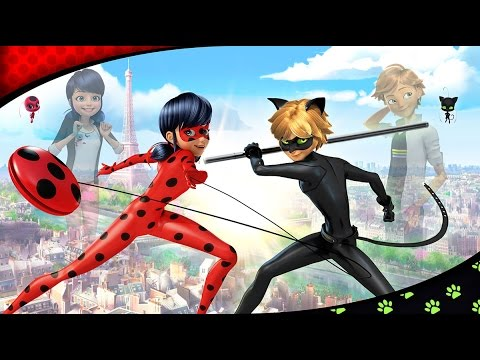 Miraculous: Tales Ladybug and Chat Noir Capitulo 1   Stormy Weather Sub Español