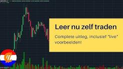 Zo kun je zelf traden met Bitcoin