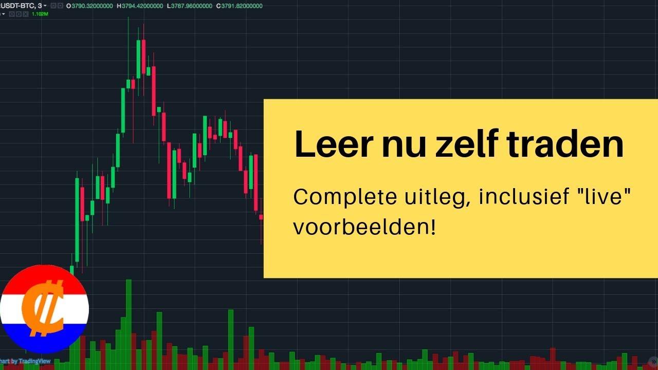 leren traden bitcoin
