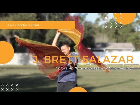 Fire Catchers Chat - J.Brett Salazar, worship is essential in heaven