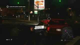 Watch Dogs, Gameplay  (AMD Gaming Evolved : Game DVR beta TEST)