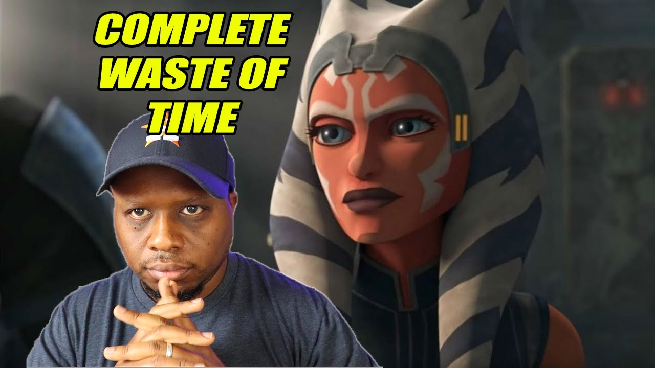 Download The Clone Wars Season 7 Ep 5: Without A Trace was a complete waste of time!
