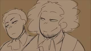 cabinet battle 1 - hamilton animatic (finished but technically…