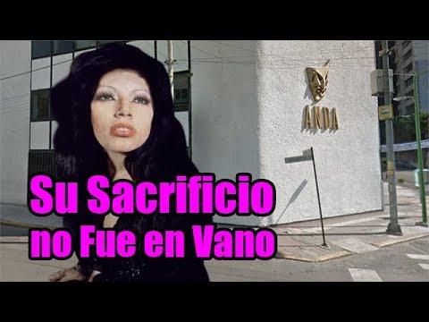 Actriz Emilia Martell Partió en Protesta Contra la ANDA
