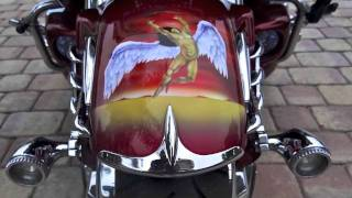 My Honda GL1800 Roadsmith Trike in Moving Pictures