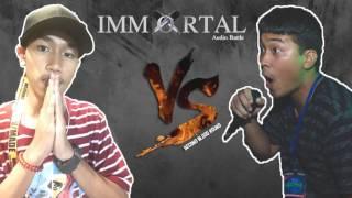 vuclip Immortal Audio Battle - KIMJUSUN VS BIGCOCK  [Second Blood Round]