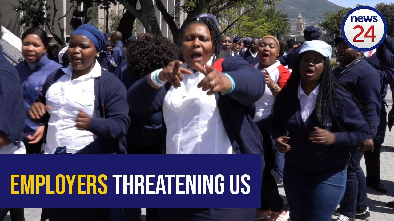 WATCH: MyCiTi bus drivers' 'wildcat' strike continues into second day