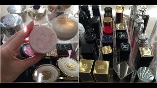 💄Моя Коллекция Косметики 💄 Организация и хранение(Makeup Collection* видео о коллекции косметики* ◻  ◽️прозрачные акриловые органайзеры от фирмы MUJI / Muji acrilic box. :::::::::..., 2015-12-26T08:06:35.000Z)