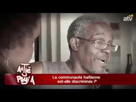 Haitien kap vive nan Martinique