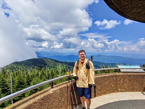 Clingmans Dome, Great Smoky Mountains National Park, TN