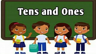 Tens And Ones | Maths Concept For Kids | Grade 1 | Introduction To Place Value |