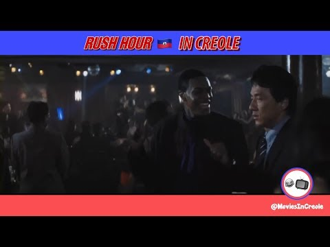 Rush Hour Scene in Creole