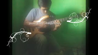 "Bass Cover  Lagu Tradisional (Anoman - Solo Bass) ""Bass Fingerstyle"""