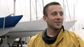 Brian Kamilar - Sailing Snipes