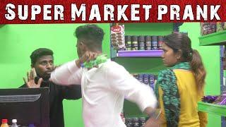Super Market Prank   Prankster Suresh   VJ Roshni   Ka Ka Ka Po