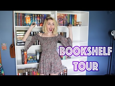 BOOKSHELF TOUR | MAY 2016