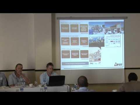 Violence Prevention through Urban Upgrading - Michael Krause & Chris Giles