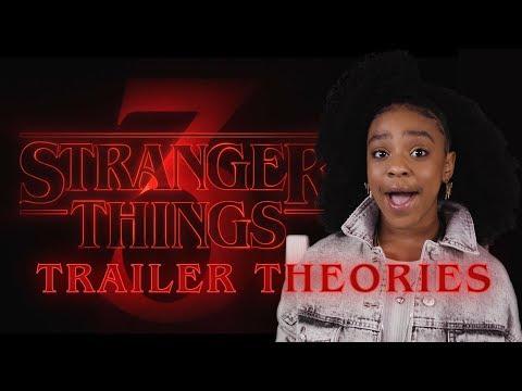 Stranger Things 3 | Trailer Theories w/ Priah Ferguson (aka Erica Sinclair) | Netflix