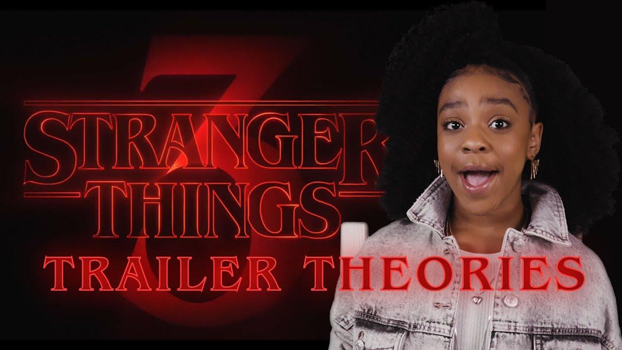 Stranger Things 3   Trailer Theories w/ Priah Ferguson (aka Erica Sinclair)    Netflix