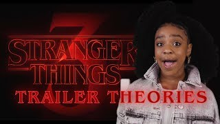 Stranger Things 3 | Trailer Theories w/ Priah Ferguson (aka Erica Sinclair) | Netflix