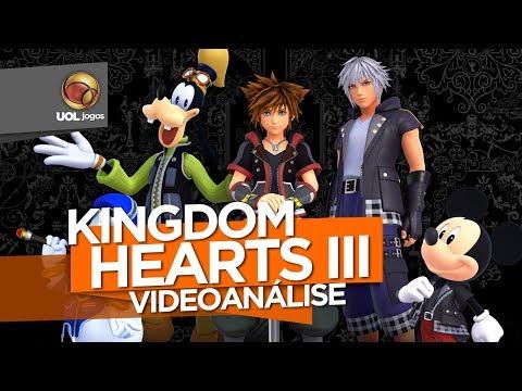 REVIEW - Kingdom Hearts 3 traz magia da Disney aos games, mas tem história confusa