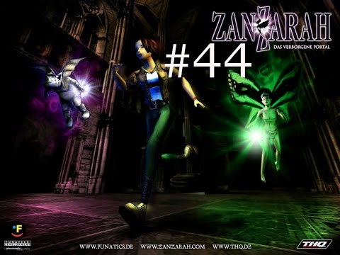 Lets Play: Zanzarah The Hidden Portal [P44] Blue Bone Key |