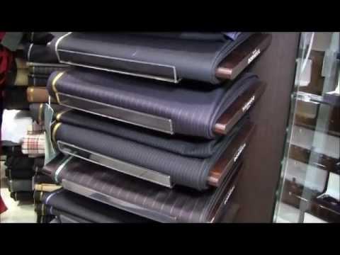 Men's Fabrics in Miami FL. Custom Suits for Men in Miami FL. Fashions & Wardrobe Accessories