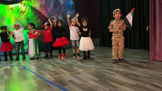 AJYAL ALFALAH KG1B and KG1D Follow the leader