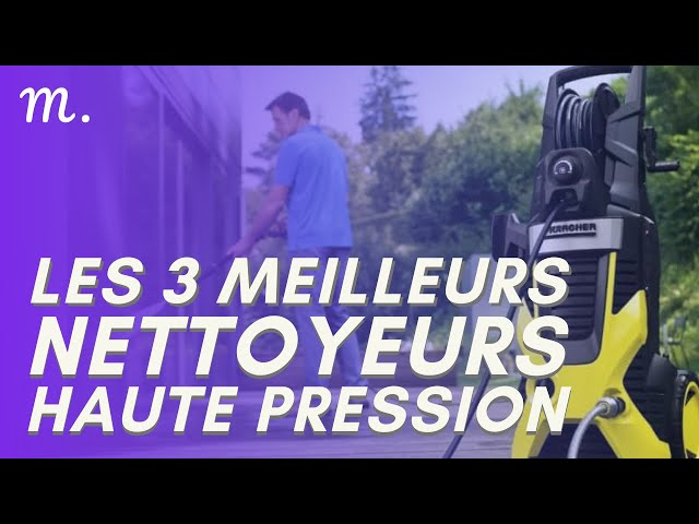 🥇TOP 3 NETTOYEUR HAUTE PRESSION (2020)
