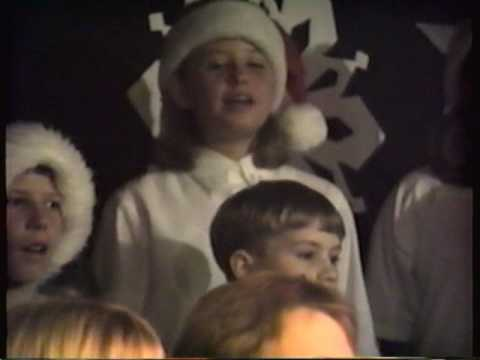 Sarah's Christmas show at Englewood Elementary School.wmv