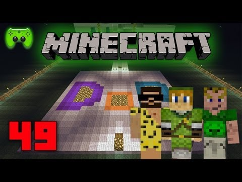 MINECRAFT Adventure-Map # 49 - Domains of Parkour «» Let's Play Minecraft | HD