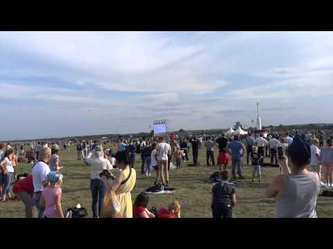МАКС-2015 МИГ-29 против Формулы