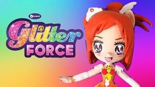 Glitter Force - Hino Akane - Glitter Sunny - Kelsey Custom   Start With Toys