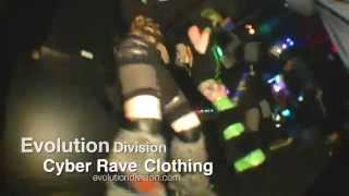 Cyber Rave Clothing | Evolution Division
