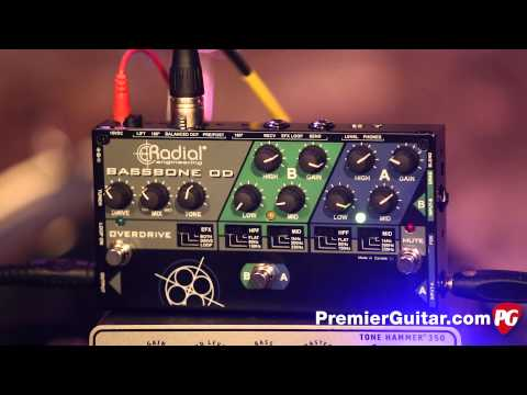 Review Demo – Radial Bassbone OD