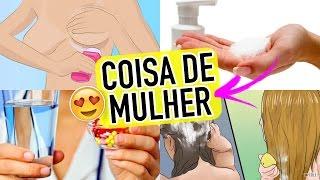 TRUQUES QUE TODA MULHER DEVERIA SABER ft. Fica na Vibe