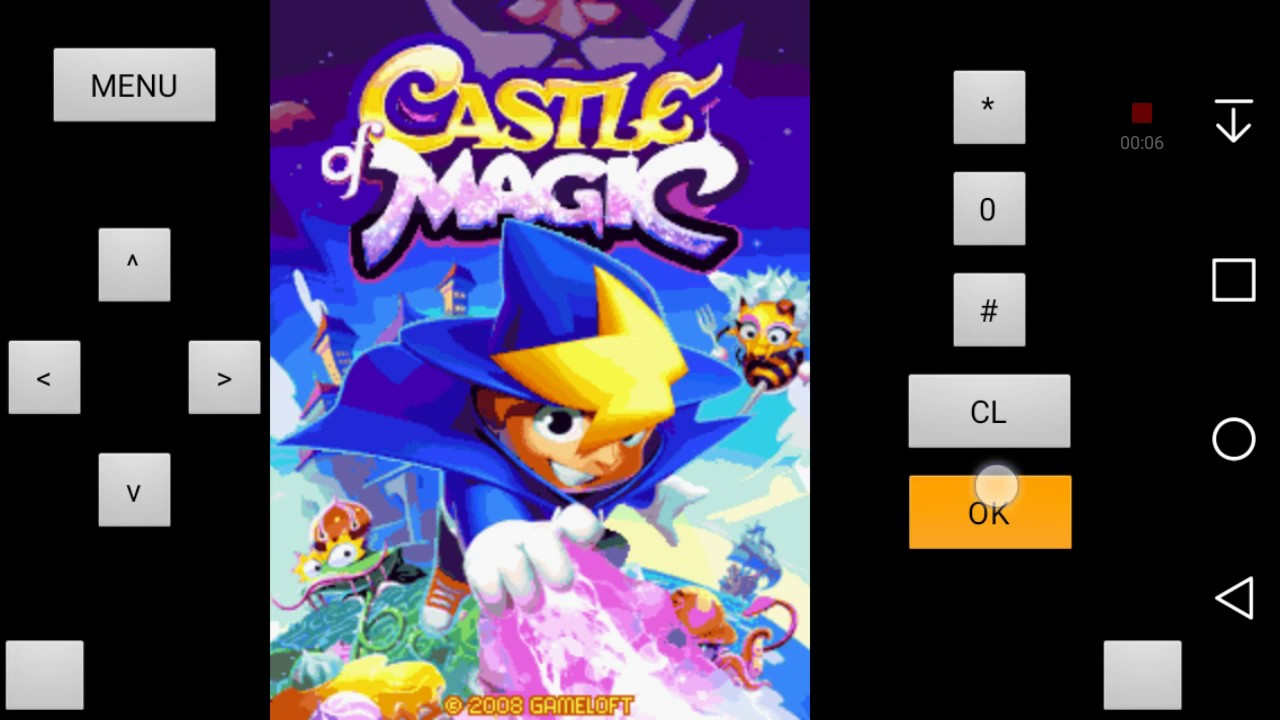 Castle Of Magic Link Android 2 3 6 0 Java 10 Youtube