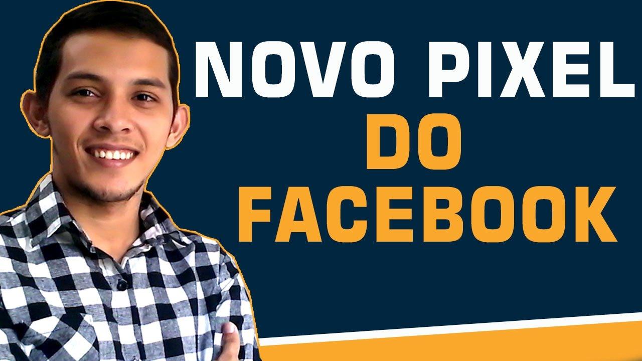 Como Criar o Novo Pixel de Conversão do Facebook 2020 - Padrão