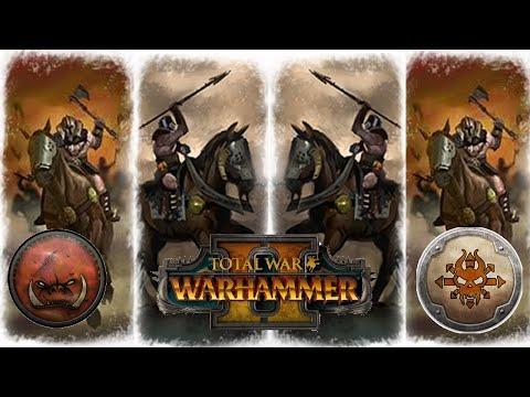 SURTHA KITE | Greenskins vs Norsca - Total War: Warhammer 2